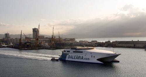 Balearia 3 Night Cruise
